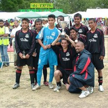 Tower Hamlets Community Cup 06